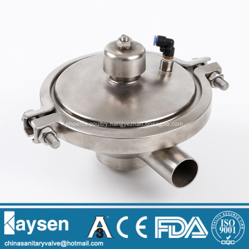 ISO Sanitary constant pressure regulating adjusting valve