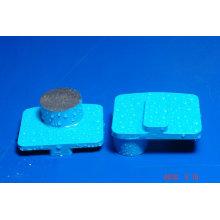 Реди-блокировка бетонных шлифовальных башмаков