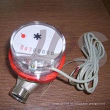Medidor de agua de lectura remota