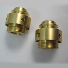 Hardware feito sob encomenda do CNC que termina as peças automotivos