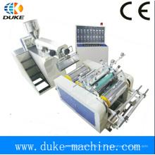 La casa y el uso del supermercado estiramiento del PVC se pegan la película para hacer la máquina (Slw-700)