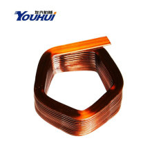 Bobina de núcleo de cobre esmaltado