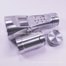Mecanizado CNC para accesorios de linterna de aluminio