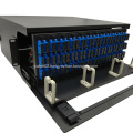 144 Fibers 4U High Density ODF Rack Mounted Optical Distribution Frame