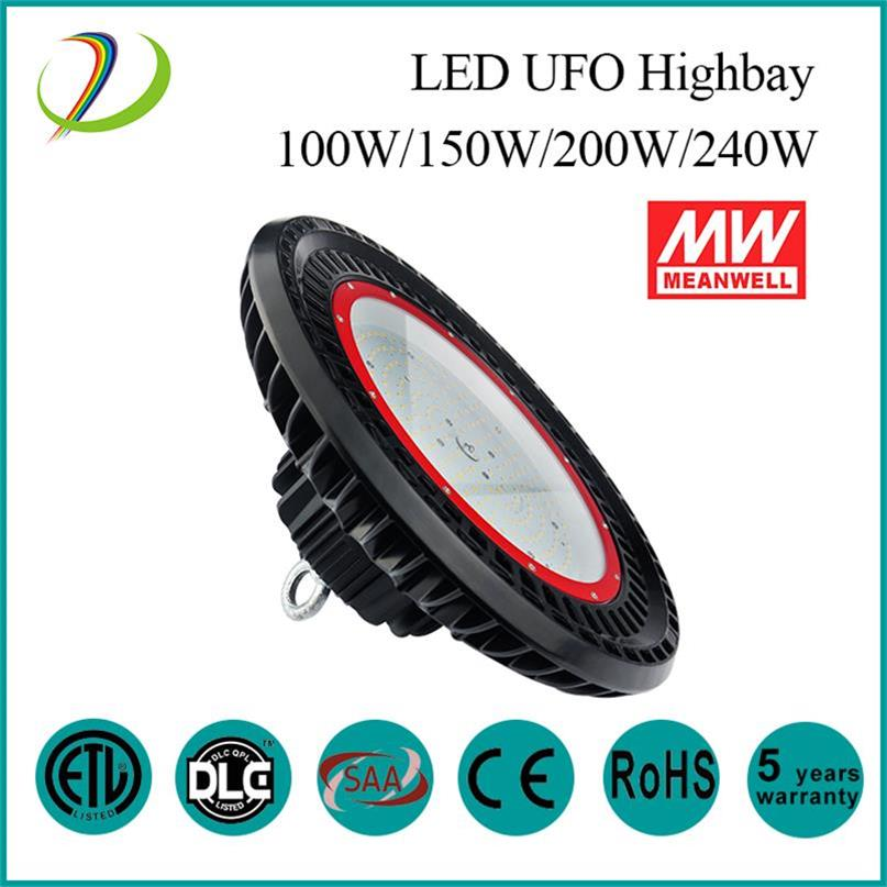 DLC listado UFO LED High Bay Light