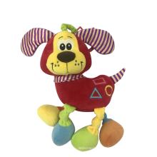 Brinquedo de bebê rede Hammock vermelho