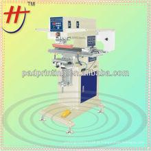 CE Aprovado máquina de impressão em movimento horizontal da tampa do copo da tinta da cor única (HP-160YX)