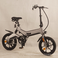 16 Inch Green City Electric Bike Lithium Battery Bicycle Electric