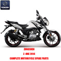 Zongshen Z-one 2014 Complete Engine Body Kit Ricambi Ricambi originali