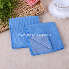 Microfiber Clean Towel With Nylon Mesh