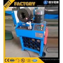 Máquina que prensa de la manguera hidráulica del control numérico del ordenador con el mejor precio