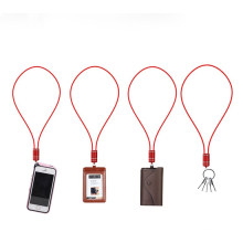 Mobile lanyard usb cable