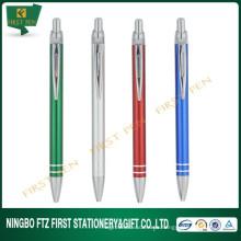 Venta al por mayor pequeña bolígrafo de metal