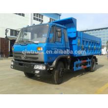 2015 venda quente Dongfeng contentores de lixo, 4x2 China caminhões de lixo