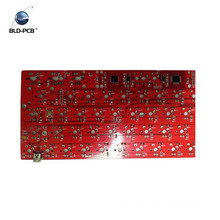Quick Turn Manufacturing Assembly 2 Layer 1OZ Poker PCB