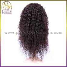 самые популярные США продукты мужчин парик светло-коричневый человеческих волос парики