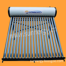 Solar Home Water Heating System