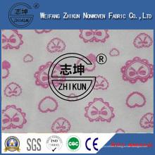 Tissu non tissé imprimé pour tissu de table