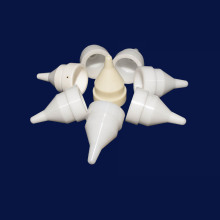 Zirconia Ceramic Spray Nozzles Precision Ceramic Machining