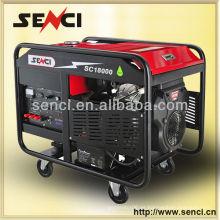 Senci SC18000 31hp 15 KVA 240v refrigerado por aire Generador de gasolina