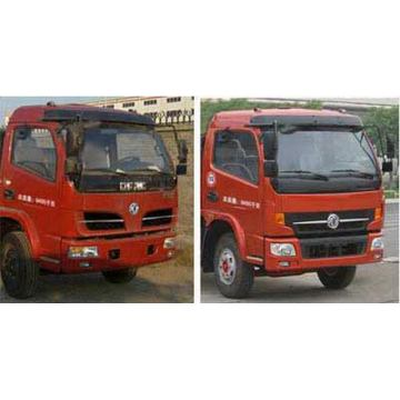 DONGFENG 4X2 8CBM Limbah Tanker Suction Truck
