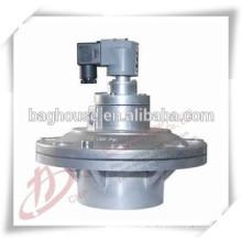 Válvula de pulso para colector de polvo del filtro de impulsos