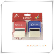 Hot Sale Self Inking Roller Stamp Set for Promotional Gifts (OI36022)