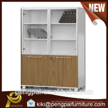 Regular saving space cabinet with three layer