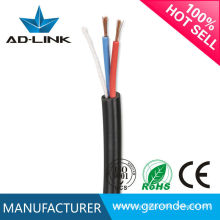 Cable blindado RVVP 300 / 500V 7 * 0,75