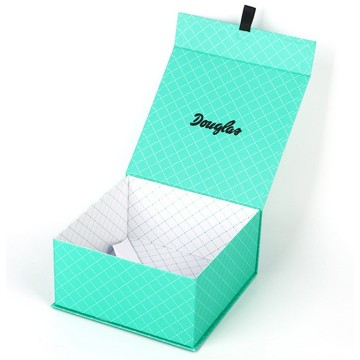 New magnetic flat cardboard paper box