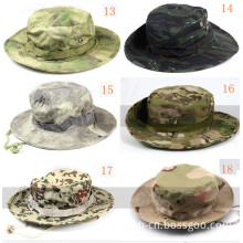 Customizable Camouflage Cotton Bucket Hat