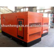 110KW/137.5KVA silent diesel generator set powered by Cummins engine (6BTAA5.9-G2)