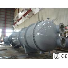Alta calidad Shell y tubo de condensador (norma ASME)