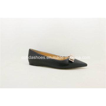 Neue Mode-Komfort-flache Pointy Frauen-Ballett-Schuhe