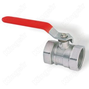 Brass Ball Valve for Plumbing PTFE Seats