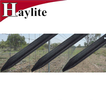 Australian standard powder coated steel y post