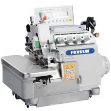 Полностью автоматическая швейная машина с оверлоком верхней и нижней подачи