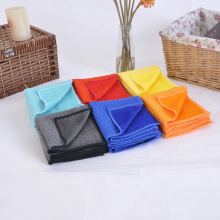Diamond Microfiber Kitchen Towel for Mirror