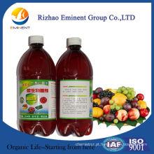 Fornecimento profissional de fertilizante líquido de algas orgânicas de alta qualidade