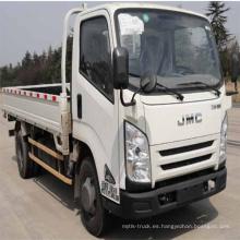 2t-5t Jmc 108HP 4X2 Mini camiones de carga en venta