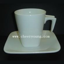Tasse et soucoupe (CY-P519)