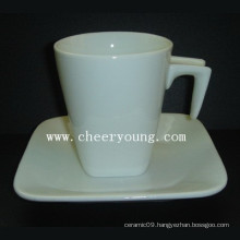 Cup and Saucer (CY-P519)