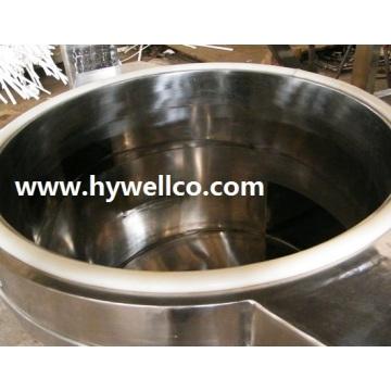 Equipo de granulación de lecho fluido de café instantáneo