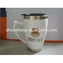 nuevo estilo la compra de producto a granel a china personalizada taza de café de cerámica, sublimación de taza