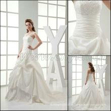 JJ3001 Neues echtes Beispiel Ballkleid Hochzeitskleid