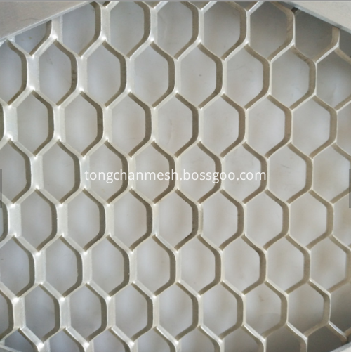 Galvanized stainless steel aluminum Expanded metal mesh01