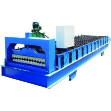 HOT!!!corrugated roof tile roll forming machine
