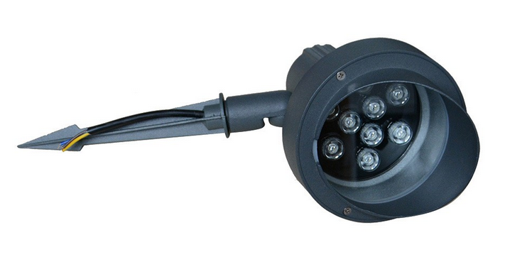 Eclairage RVB Paysage 9W LED Spike Light