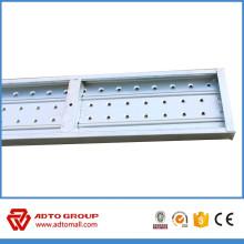 Marche en métal ISO9001 avec des panneaux de marche fabriqués en Chine pour l'Afrique et l'Afrique