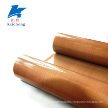 Surface non stick heat resistant PTFE conveyor belt